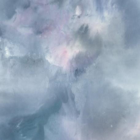 Alchemy Wallart - Nebula Sapphire