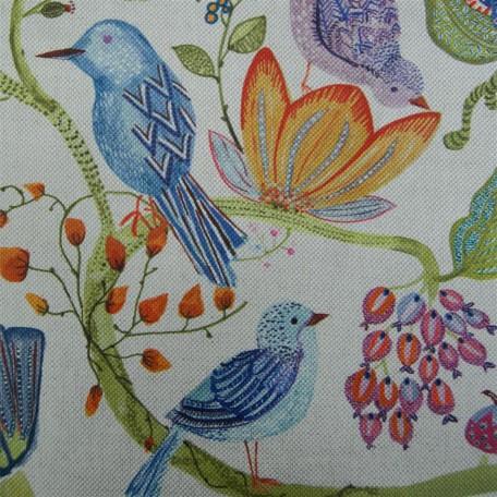 Myanmar Prints - Lindu Summer Linen