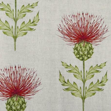 Individual Fabrics - Blair Paprika