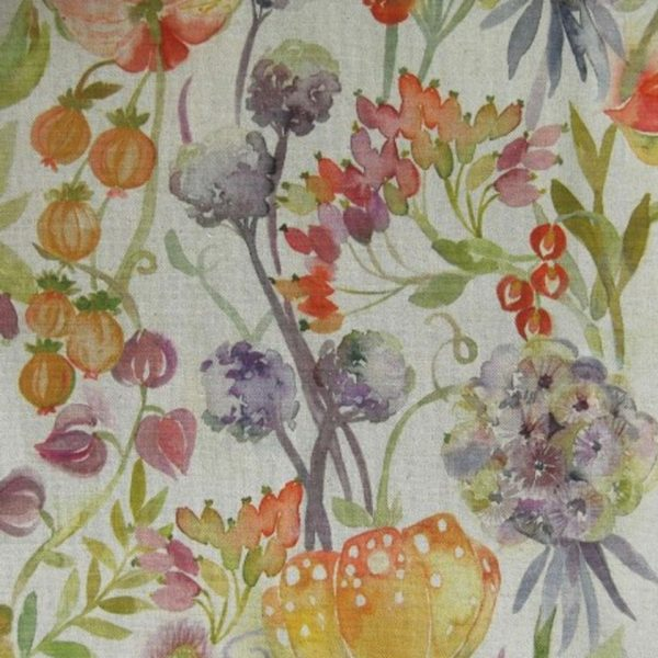 Country 3 collection - Autumn Floral Linen