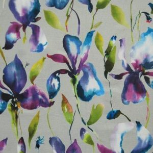 Iridescent Linens - Ayun Orchid