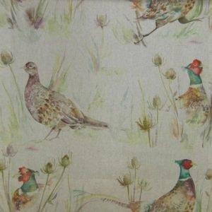 Country 3 Collection - Bowmont Pheasant Linen