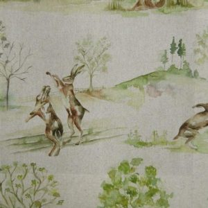 Country 3 Collection - Boxing Hares Linen