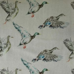 Country 3 Collection - Flying Ducks Linen