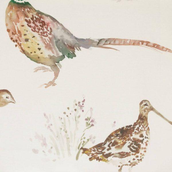 Country 1 Collection - Game Birds Cream