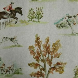 Country 3 Collection - Horse & Hound Linen