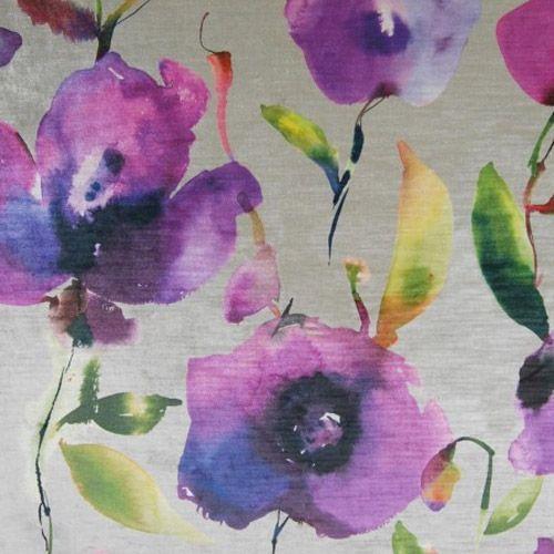 Iridescence Velvets - Nerissa Orchid