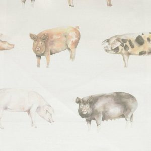 Country 2 Collection - Oink Cream
