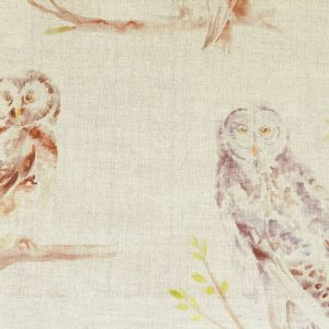 Country 2 Collection - Owl Large Linen