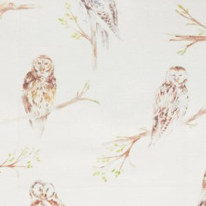 Country 2 Collection - Owl Small Cream