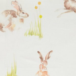 Country 2 Collection - Racing Hares Cream