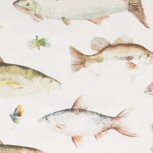 Country 1 Collection - River Fish Cream