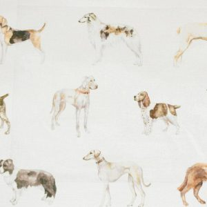 Country 2 Collection - Walkies Cream