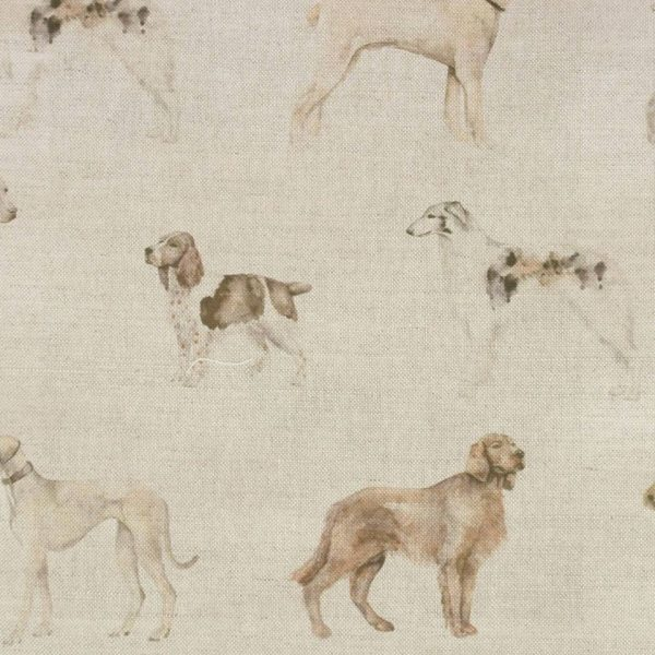 Country 2 Collection - Walkies Linen