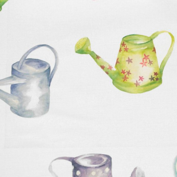 Country 2 Collection - Watering Can Large Cream