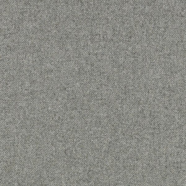 Heringbone Collection - Deepdale Gull Grey