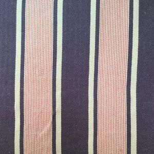 Sales - Stripe Aubergine/Brick