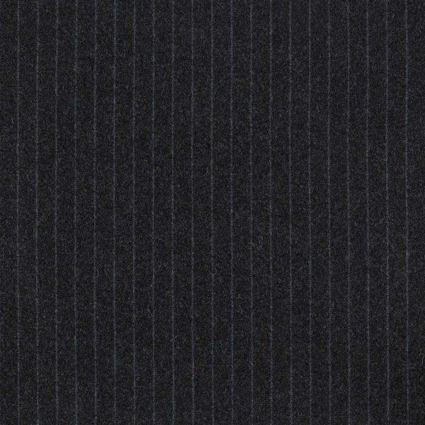 Boutique - Jermyn Stripe Charcoal Cyan
