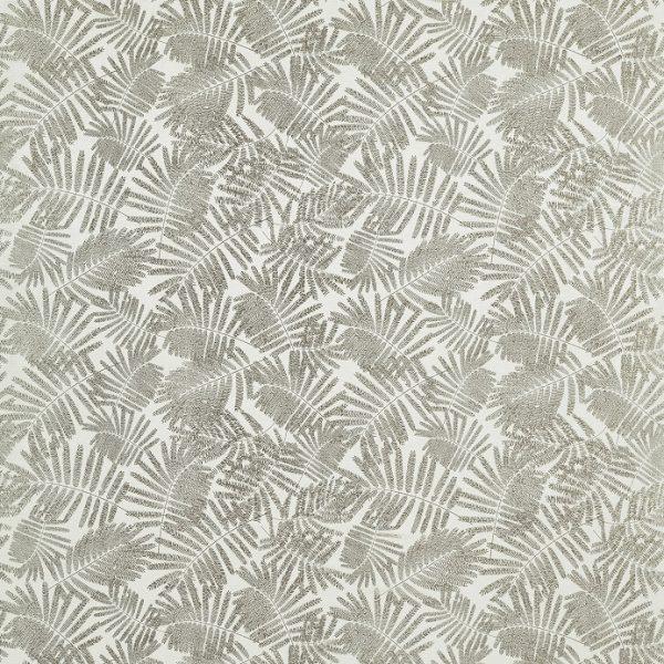 Lilaea Fabrics - Espinillo Velvet Ice/Silver