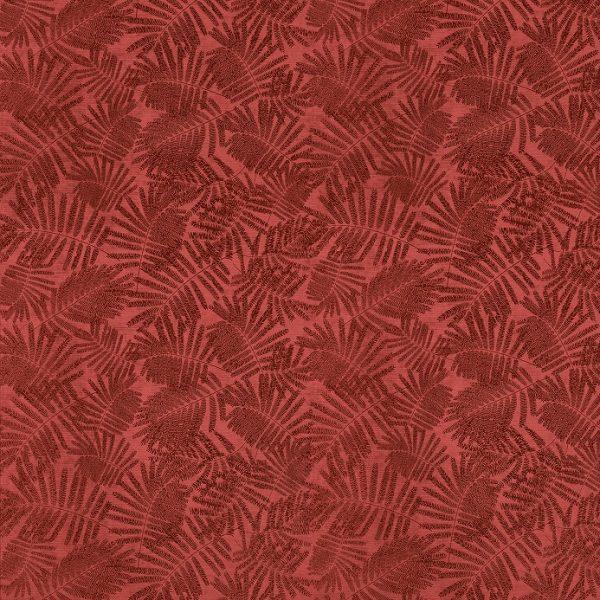 Lilaea Fabrics - Espinillo Velvet Tigerlilly/Gold