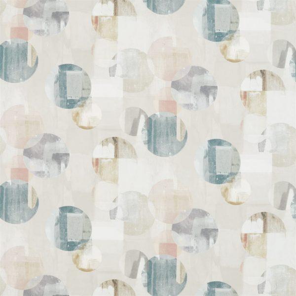 Entity Fabrics - Rondure Blush/Taupe/Seaglass
