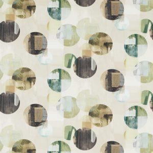 Entity Fabrics - Rondure Emerald/Linden/Topaz