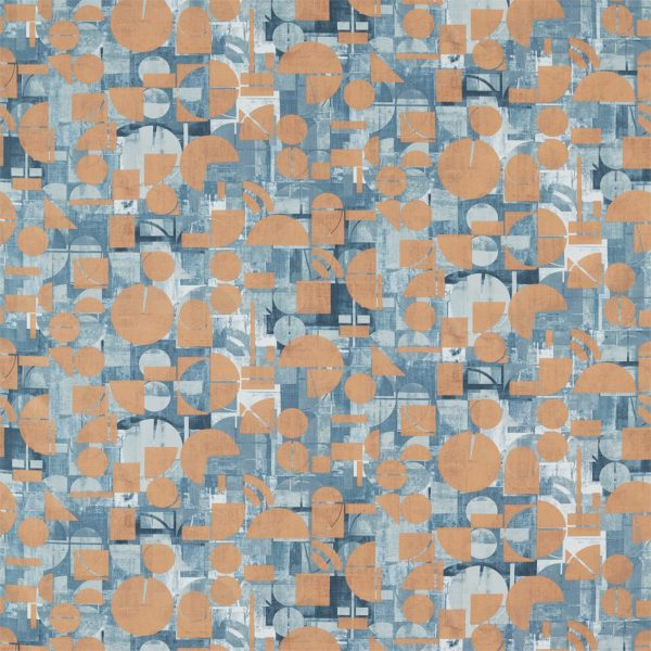 Entity Fabric - Segments Copper