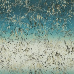 Lilaea Fabrics - Meadow Grass Ocean/Teal