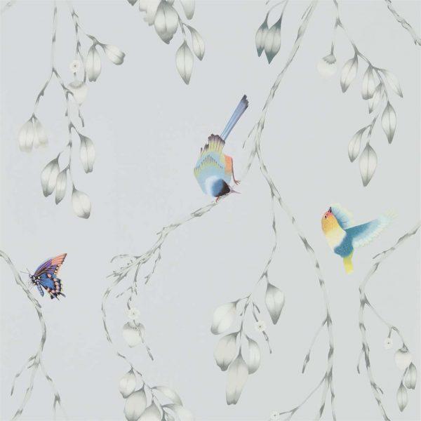 Zapara Wallpaper - Iyanu Wallpaper Mist/Linden
