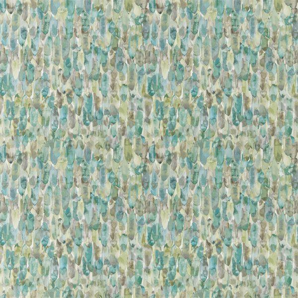 Anthozoa Wallpapers - Kelambu Emerald/Lime