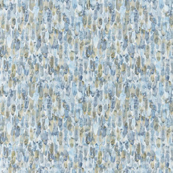 Anthozoa Wallpapers - Kelambu Indigo/Pebble