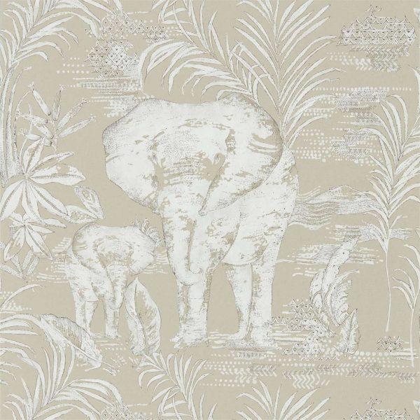 Zapara Wallpaper - Kinabalu Linen