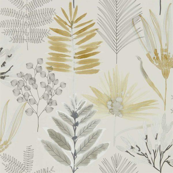 Zapara Wallpaper - Yasuni Wallpaper Ochre/Linen